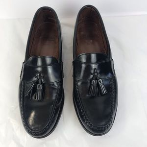 Allen Edmonds Stowe Black Leather Loafers SZ 12C